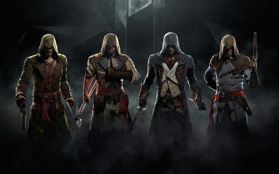 Assassin\'s Creed gameplay trailer