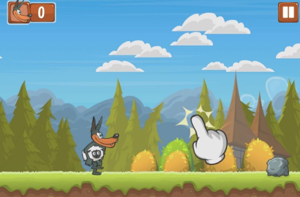 Brza krađa ovaca