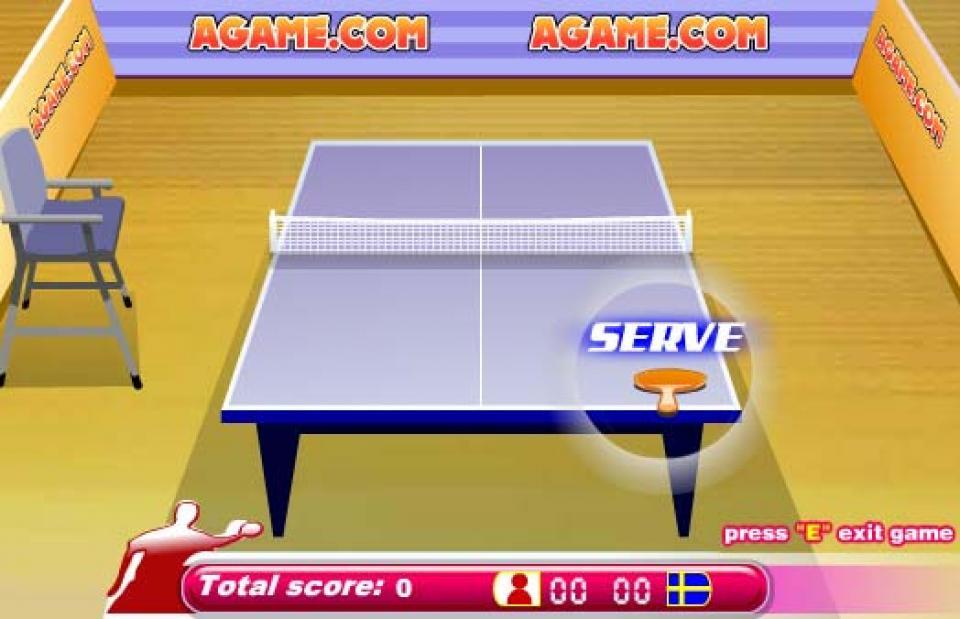 Brzi stolni tenis