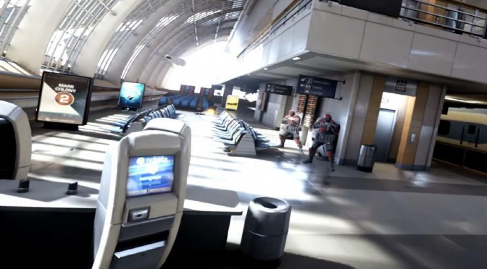 Bullet Train je spreman za Oculus Touch i izgleda odlično
