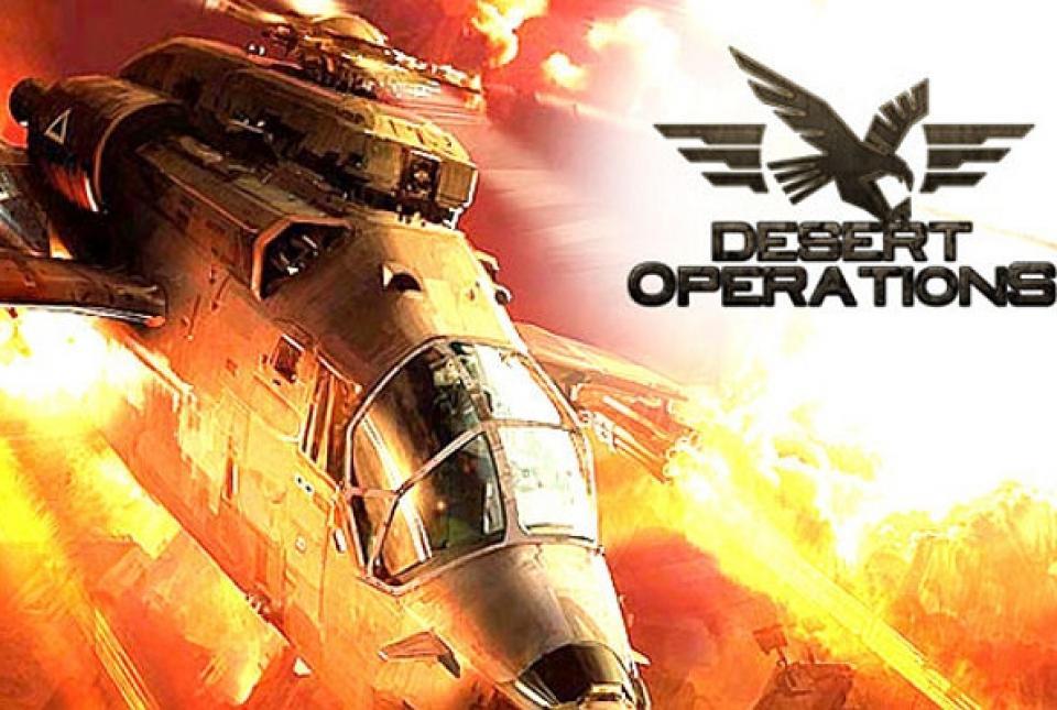 Desert Operations - Obnovite svoju ratnu tehniku