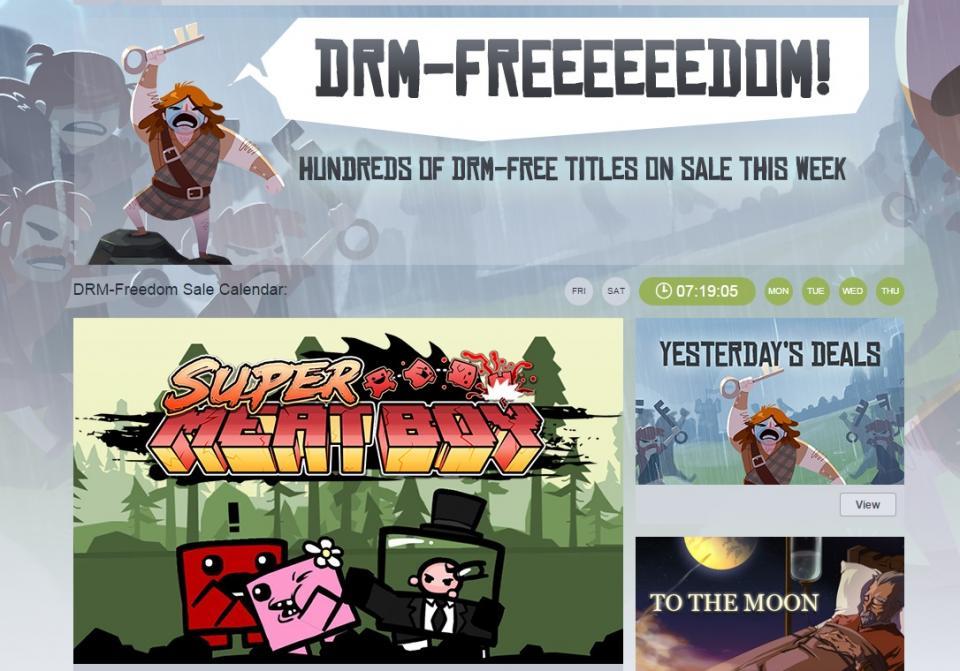 DRM-free igre sada snižene na Humble Bundle stranicama