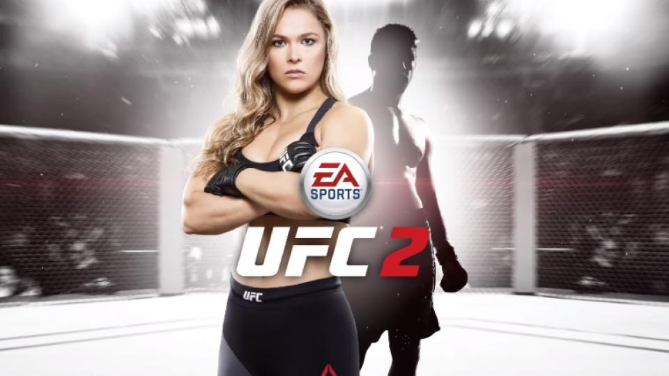 Ronda Rousey će biti lice naslovnice novog UFC 2 naslova