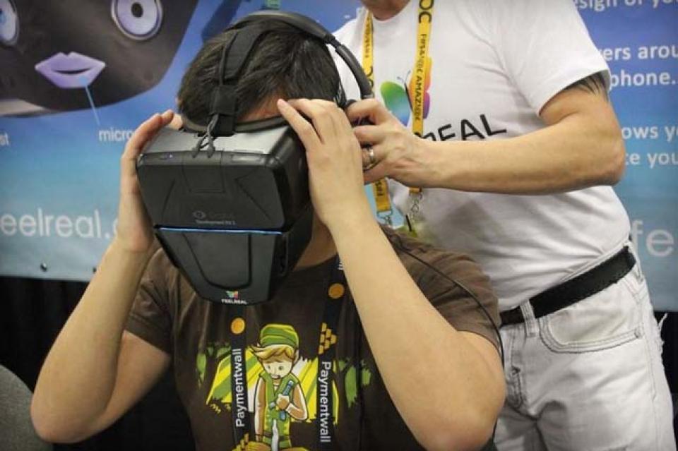 Predstavljen dodatak za Oculus Rift koji će igrama dodati dimenziju mirisa