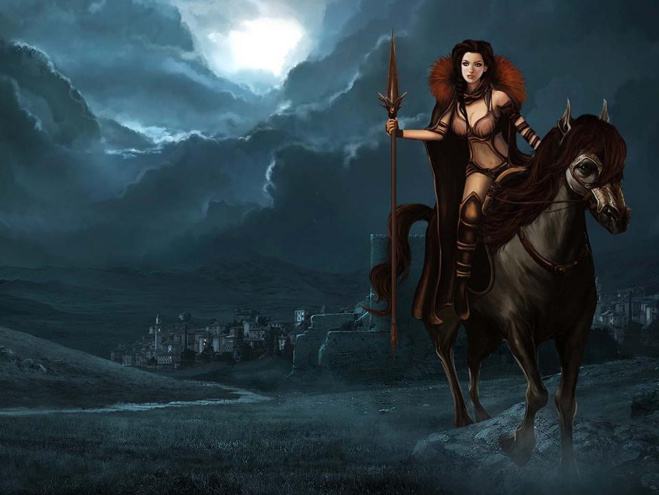 Khan Wars - Postanite ratnik i promijenite tijek povijesti