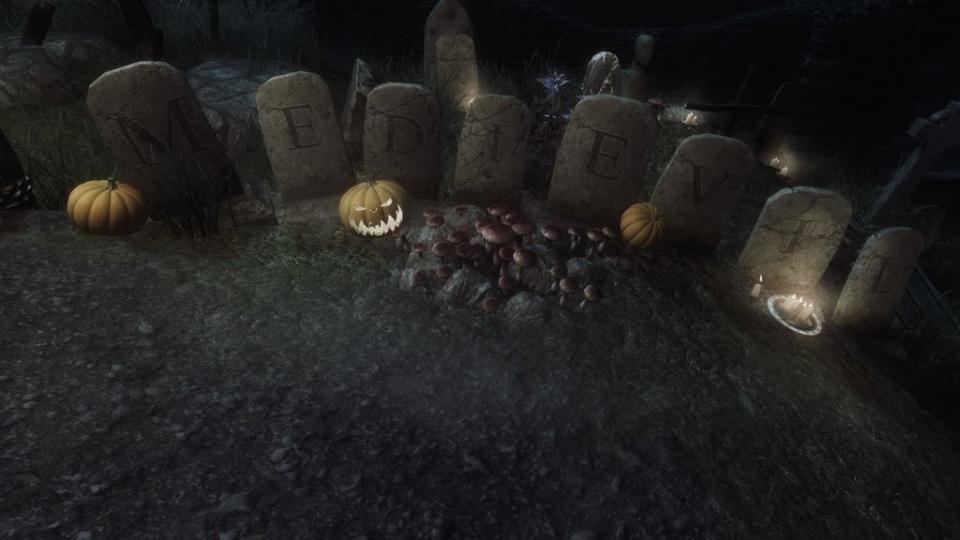 Kultna PS 1 igra Medievil se vraća kao mod za Skyrim
