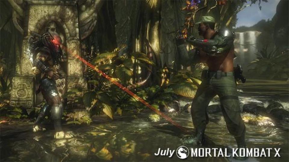 Predator stiže u Mortal Kombat X već sljedećeg mjeseca
