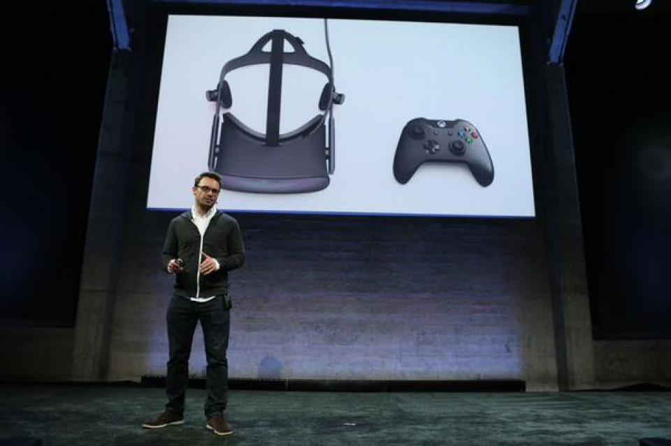 Oculus Rift stiže početkom sljedeće godine; predstavljen poseban kontroler
