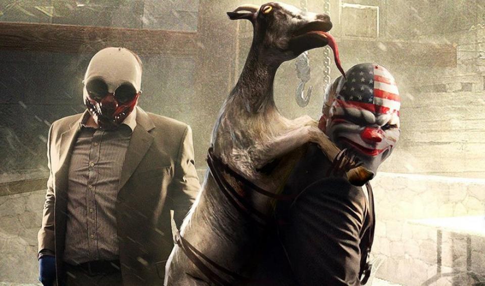 U PayDay 2 stiže poznata koza iz Goat Simulatora