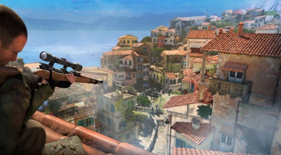 Najavljen Sniper Elite 4