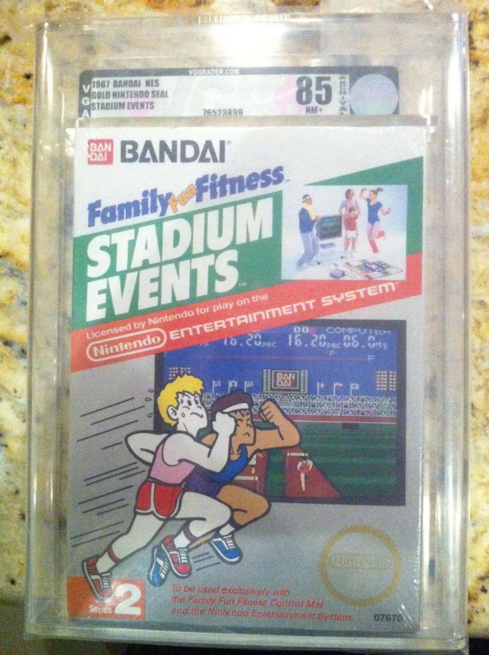 Izrazito rijetka NES igra dosegla cijenu od 100,000 dolara na aukciji