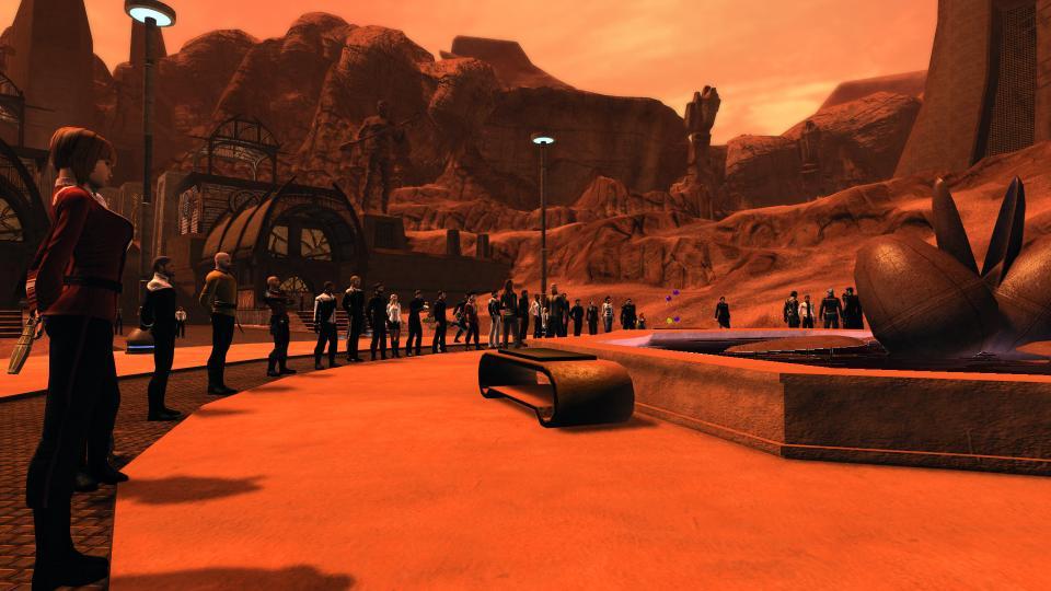 Star Trek Online igrači odali počast preminulom Leonardu Nimoyu