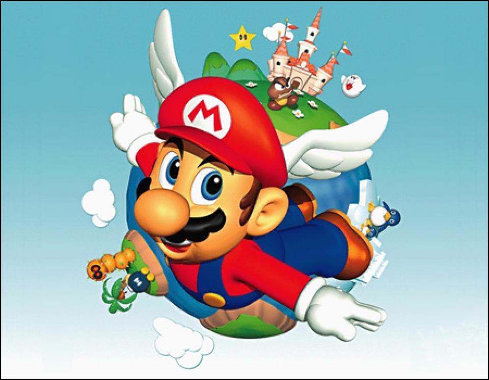 Super Mario 64 dobiva neslužbeni remake