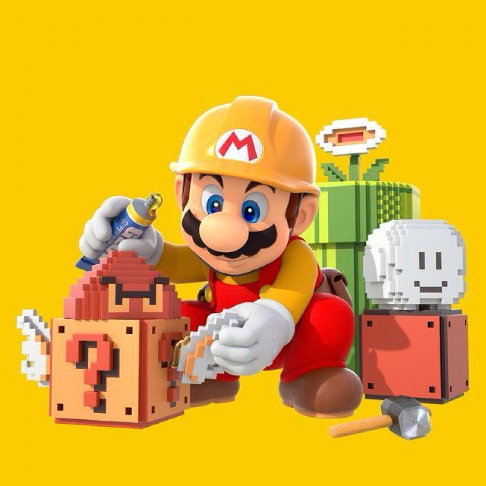 Prodano više od 1 milijun kopija Super Mario Makera