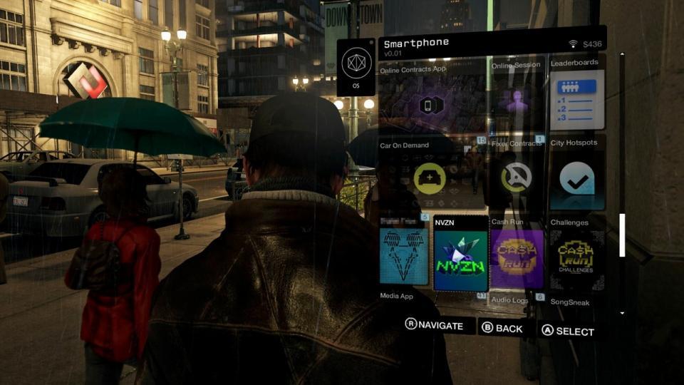 Novi screenshotovi prikazuju inventorij Watch Dogsa