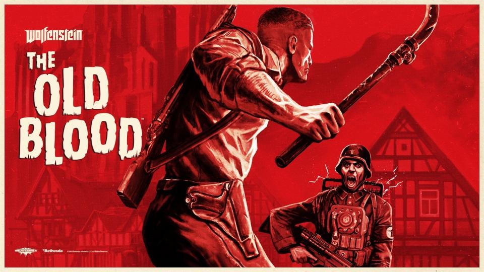 Wolfenstein Old Blood