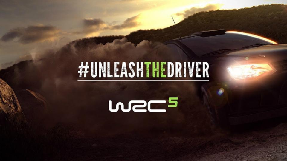 WRC 5 prvi gameplay trailer