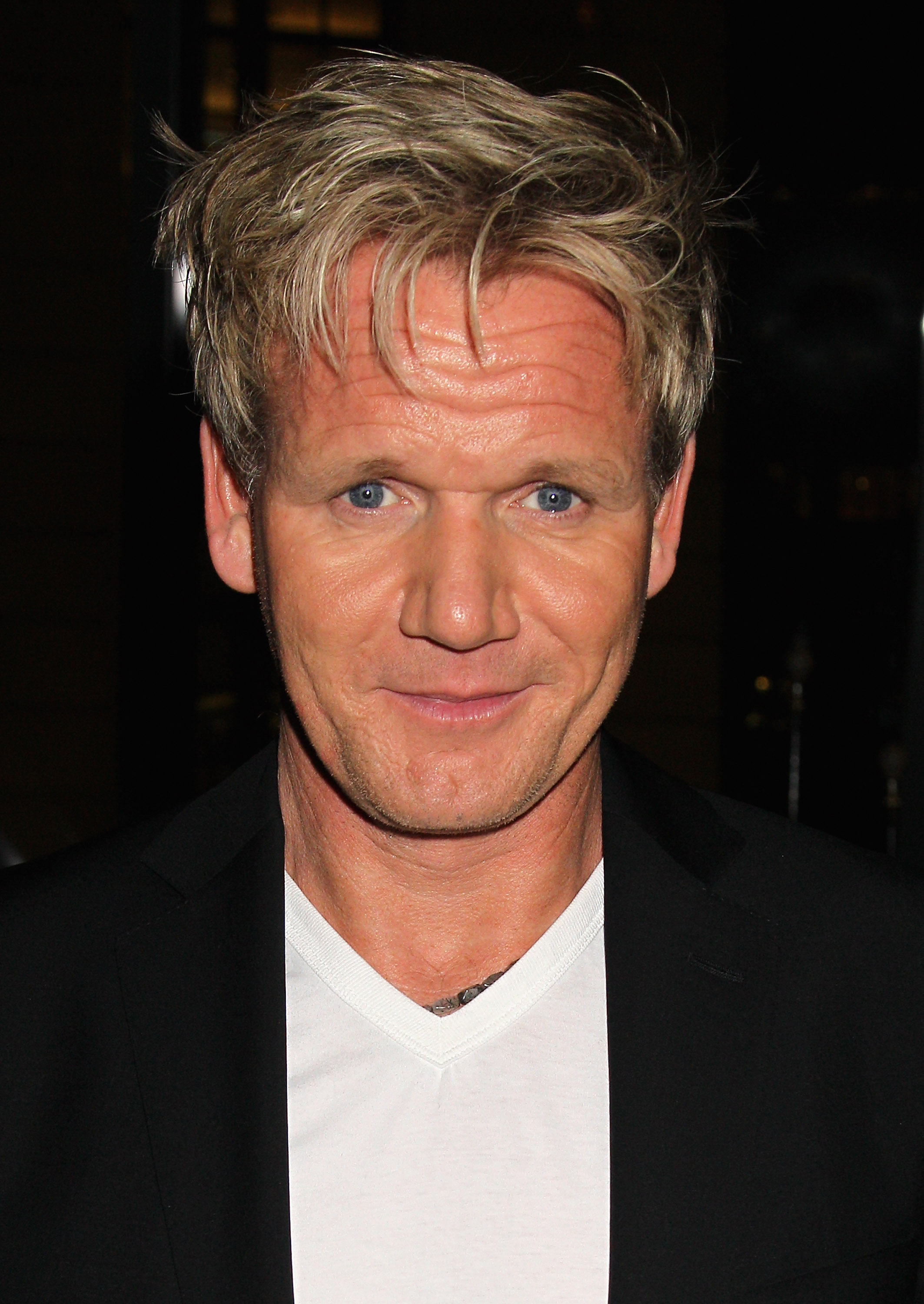 LONDON, ENGLAND - SEPTEMBER 17:  Gordon Ramsay attends the Jonathan Saunders official London Fashion Week party at Bread Street Kitchen, One New Change for London Fashion Week Spring/Summer 2012 on September 17, 2011 in London, England.  (Photo by Chris Jackson/Getty Images)
