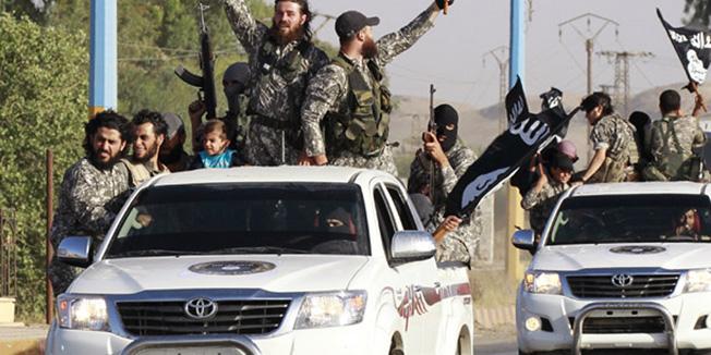 Borci Islamske države