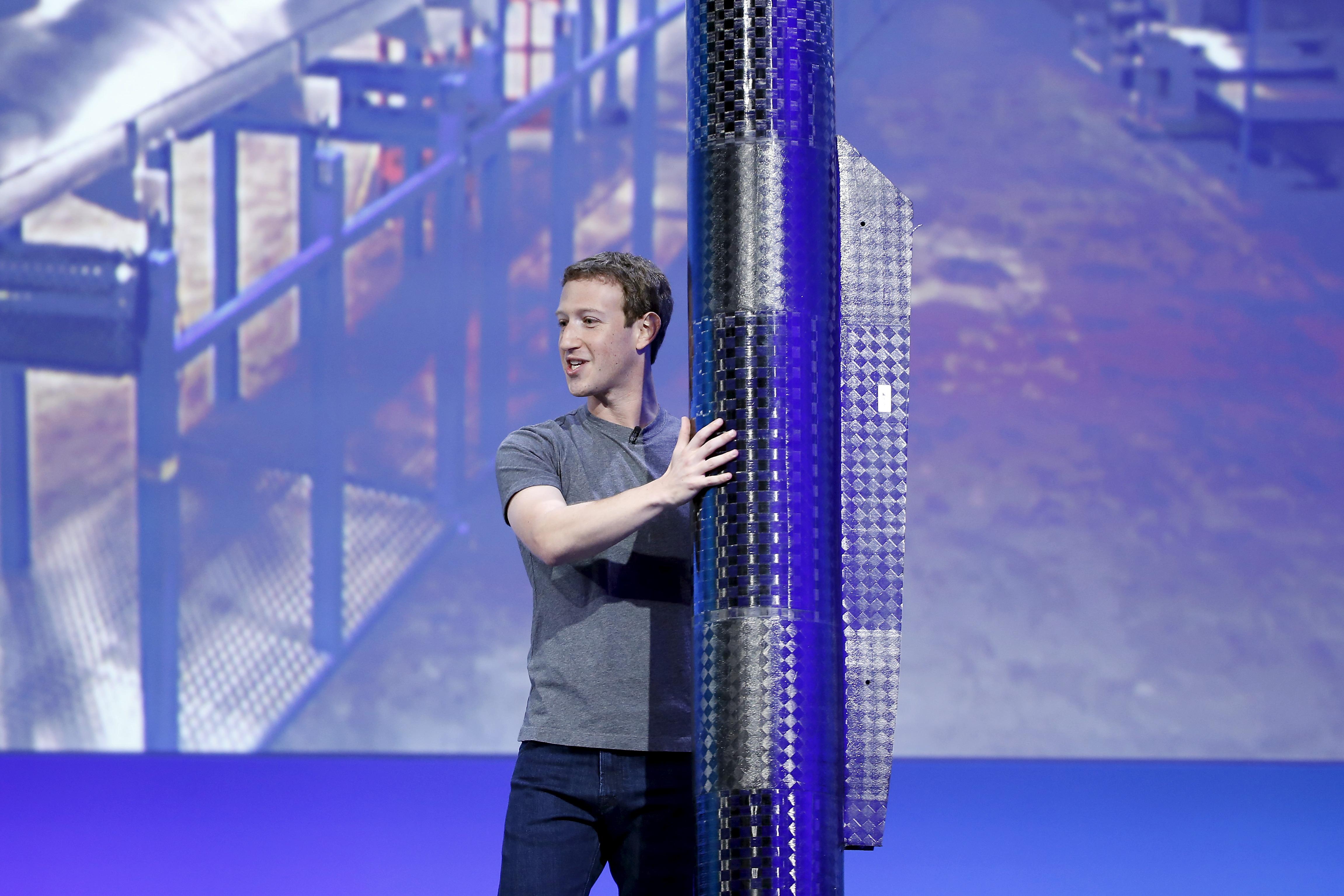 Direktor Facebooka Mark Zuckerberg