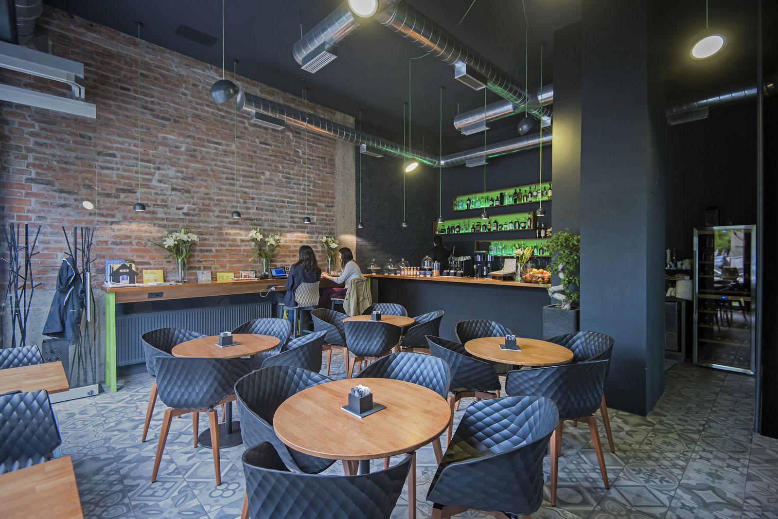 Zagreb, 140416. Marticeva 63. Novootvoreni lokal Verde Brunch and cafe. Foto: Neja Markicevic / CROPIX