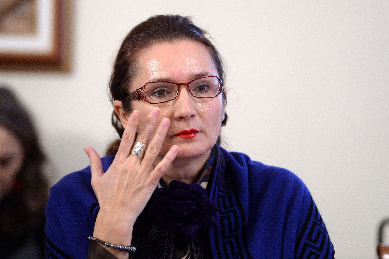 Pravoraniteljica za ravnopravnost spolova Višnja Ljubičić također sudjeluje na konferenciji