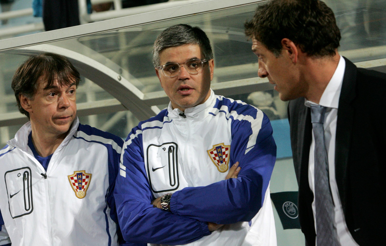 Nikola Jurčević, Aljoša Asanović i Slaven Bilić