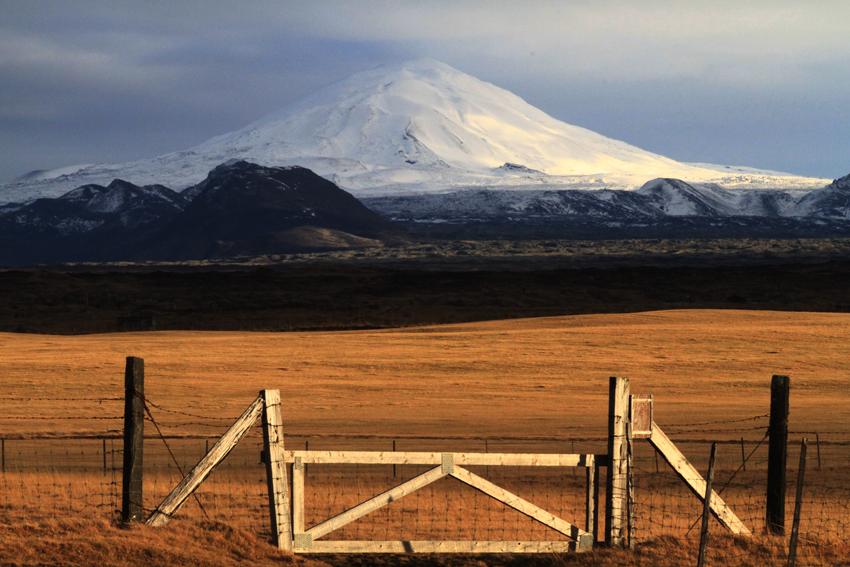 vulkan hekla island