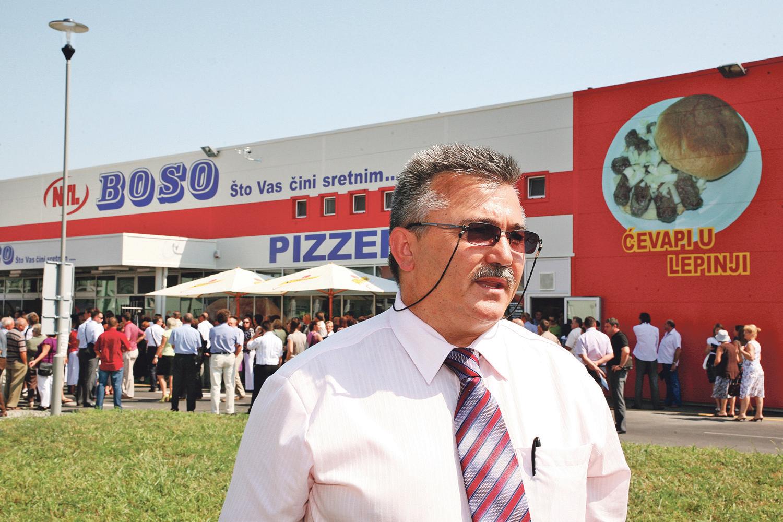 Direktor Bosiljko Stanić