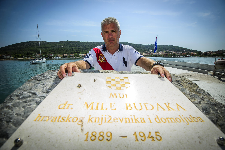 Josko Ćaleta Car, načelnik općine Bilice