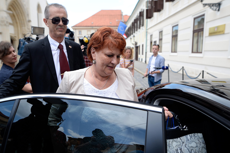 Ministrica rada Nada Šikić