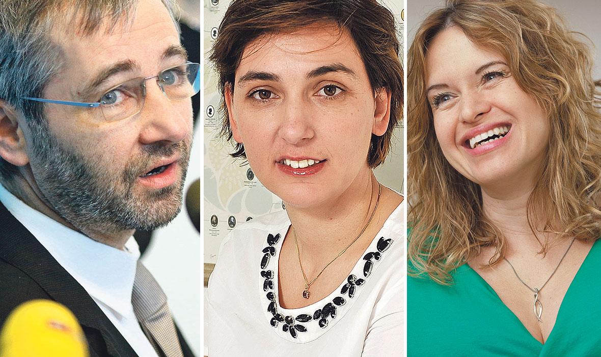 Fabrizio Nesti, dr. Ana Sunčana Smith i dr. Iva Tolić