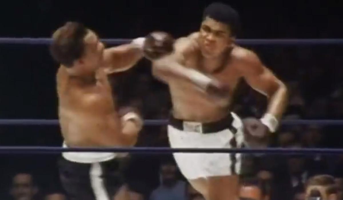 Muhammad Ali protiv Clevelanda Williamsa, Houston, 14.11.1966.