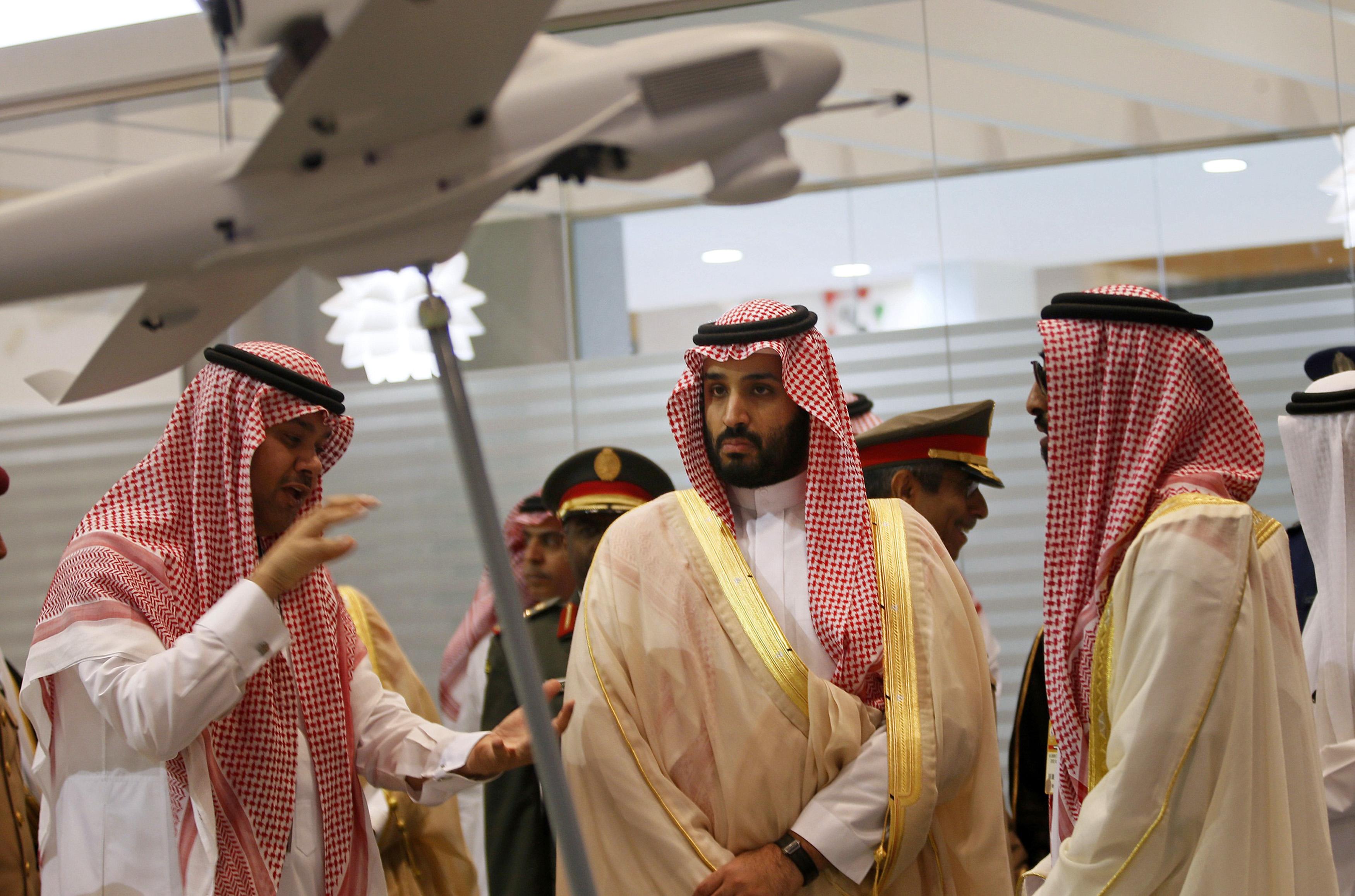 Princ Mohammad bin Salman