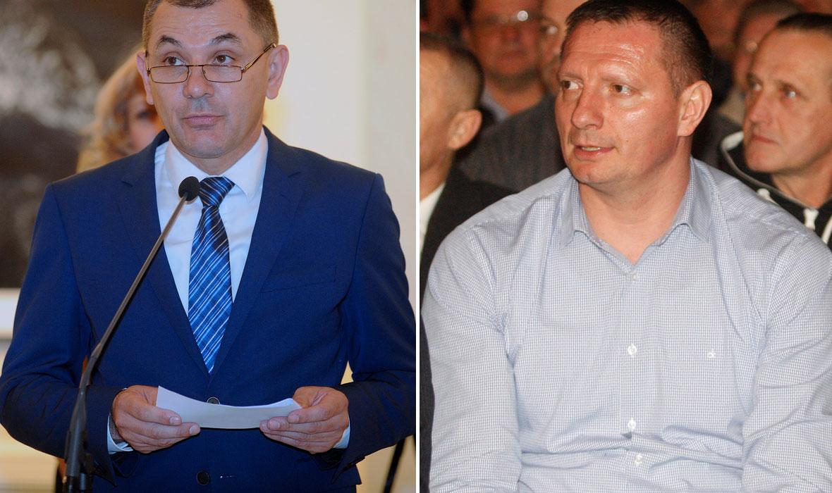 Ivica Lovrić i Josip Klemm