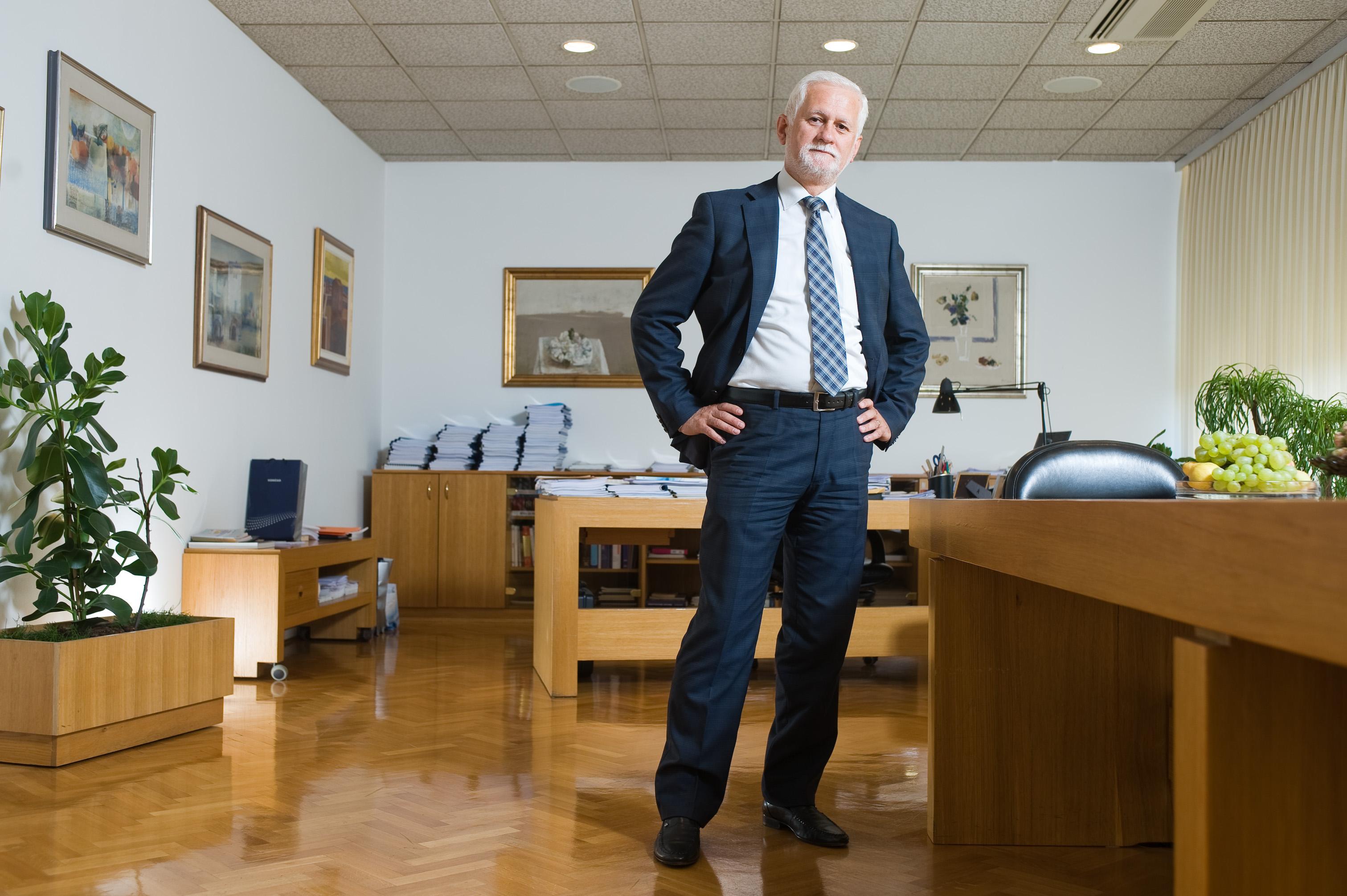 Darinko Bago, predsjednik Uprave Končara EI
