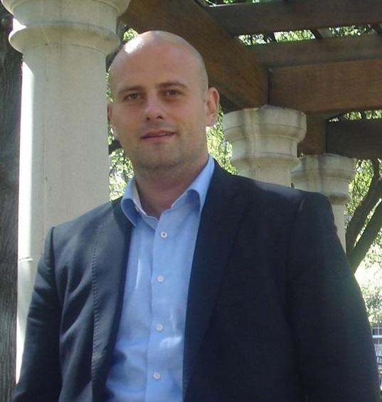 Daniel Hinšt, predsjednik Centra za javne politike i ekonomske analize