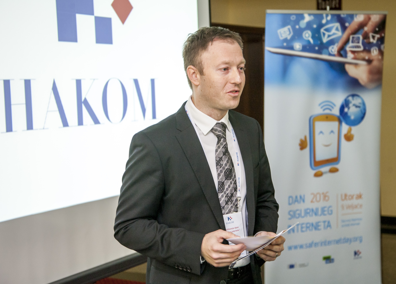 Ravnatelj HAKOM-a Mario Weber