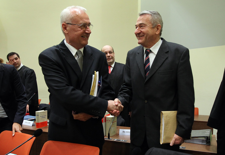 Josip Perković i Zdravko Mustač
