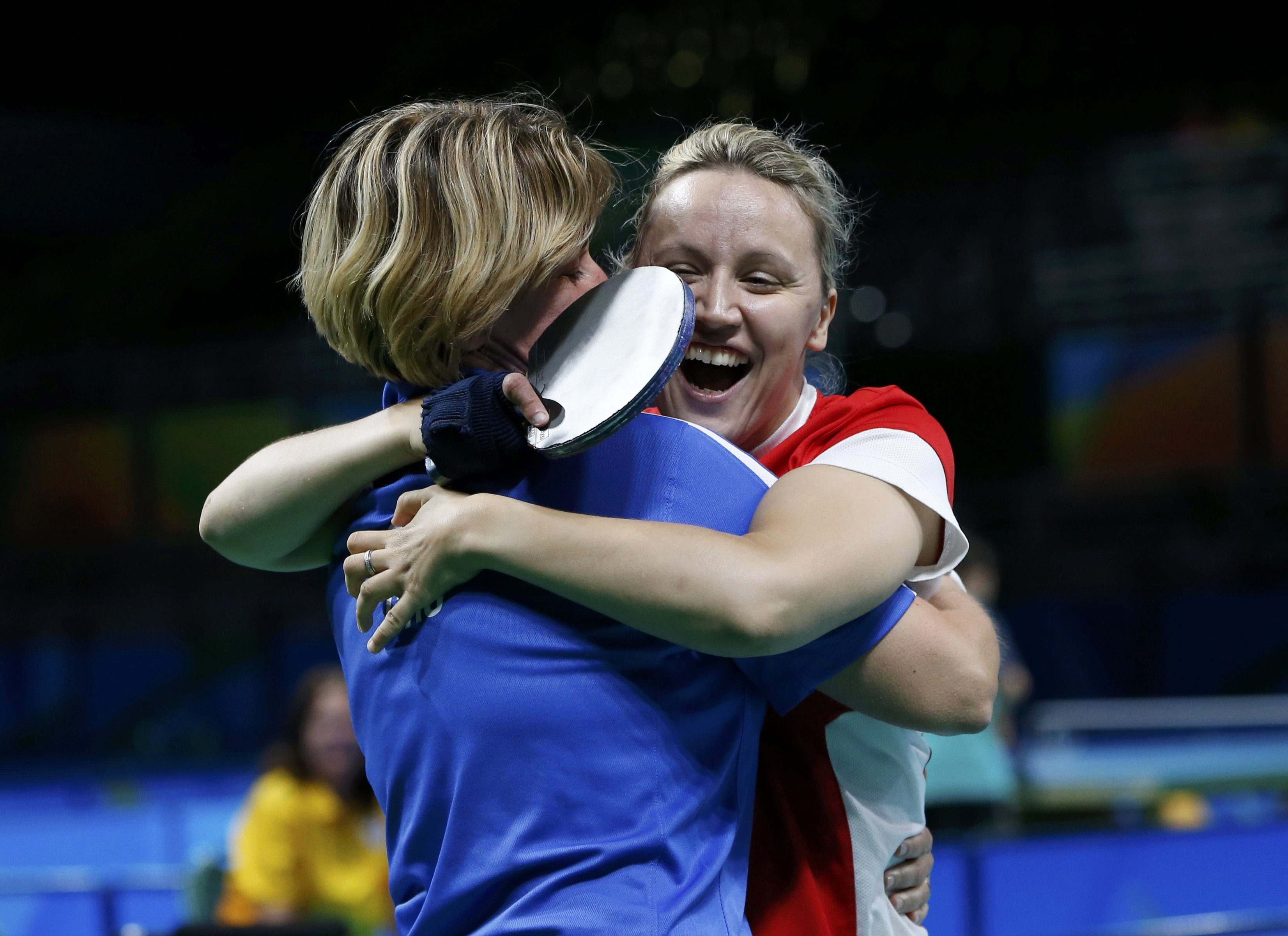 Sandra Paović slavi zlato na Paraolimpijskim igrama u Riju