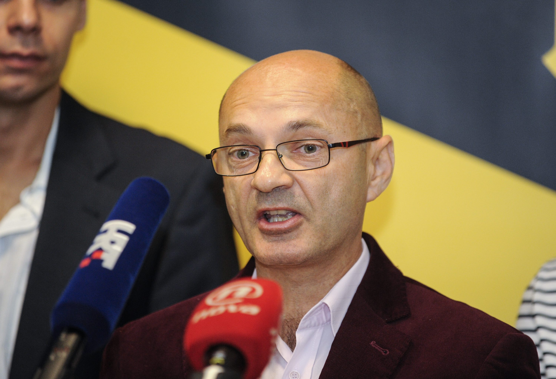 Goran Aleksić iz Udruge Franak