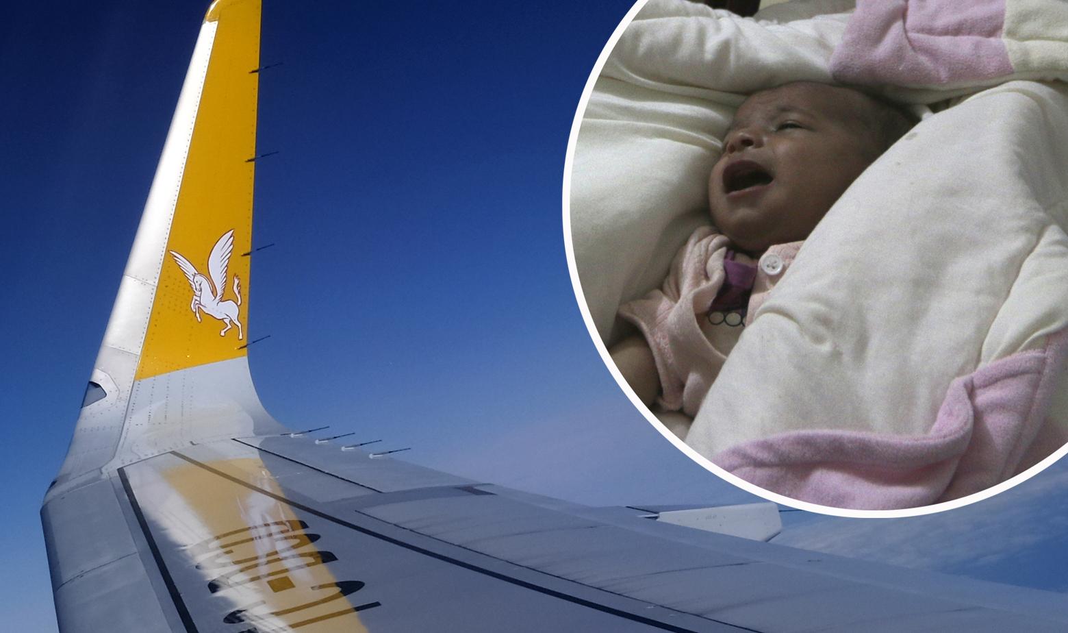 Avion beba