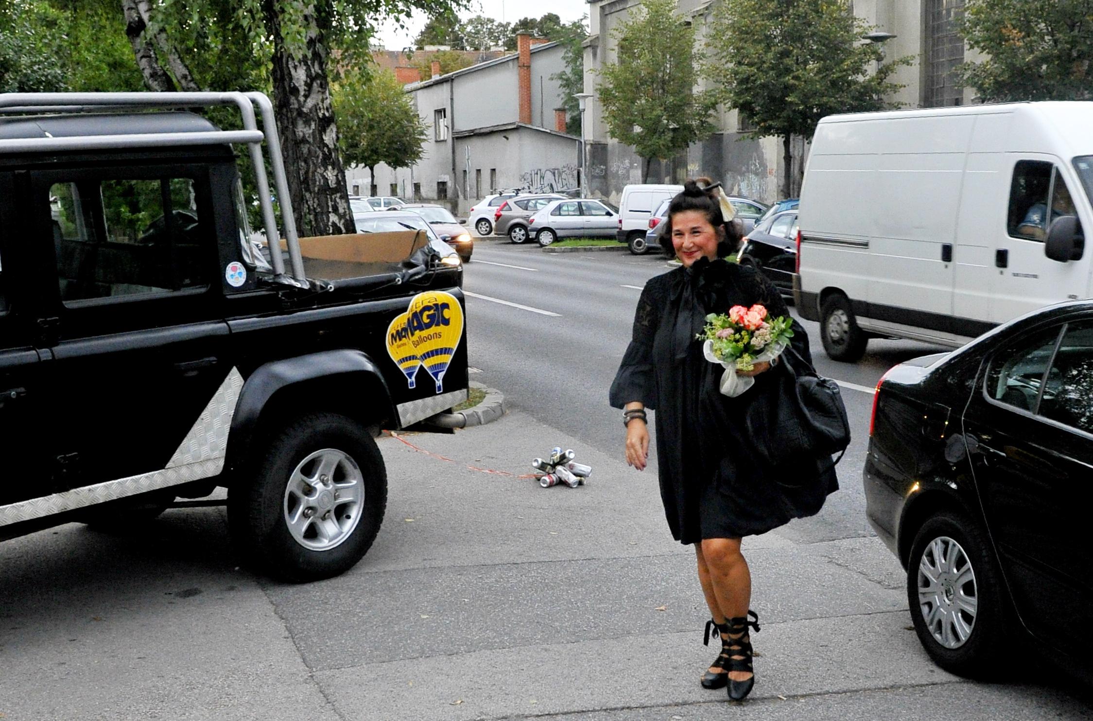 Na fotografiji: Nataša Svekler