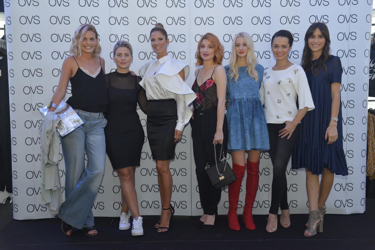 Nevena, Ana, Bojana, Vanda, Petra, Kristina, Lana