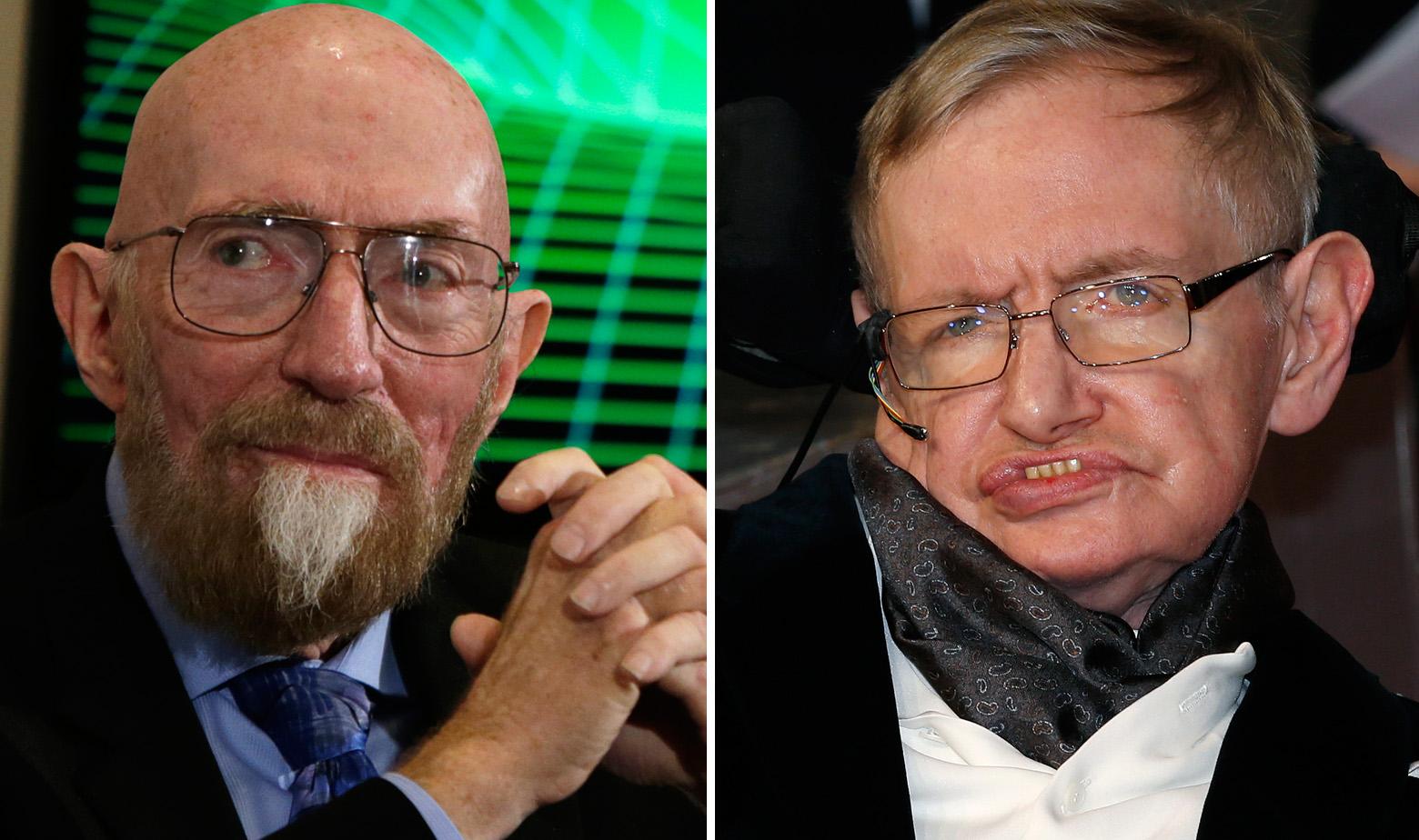 Thorne i Hawking