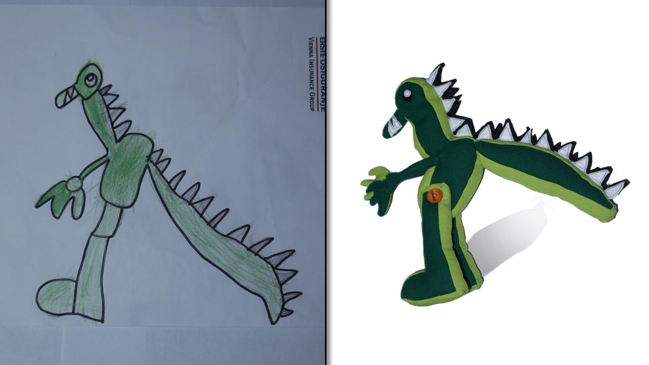 dinosaur usporedba