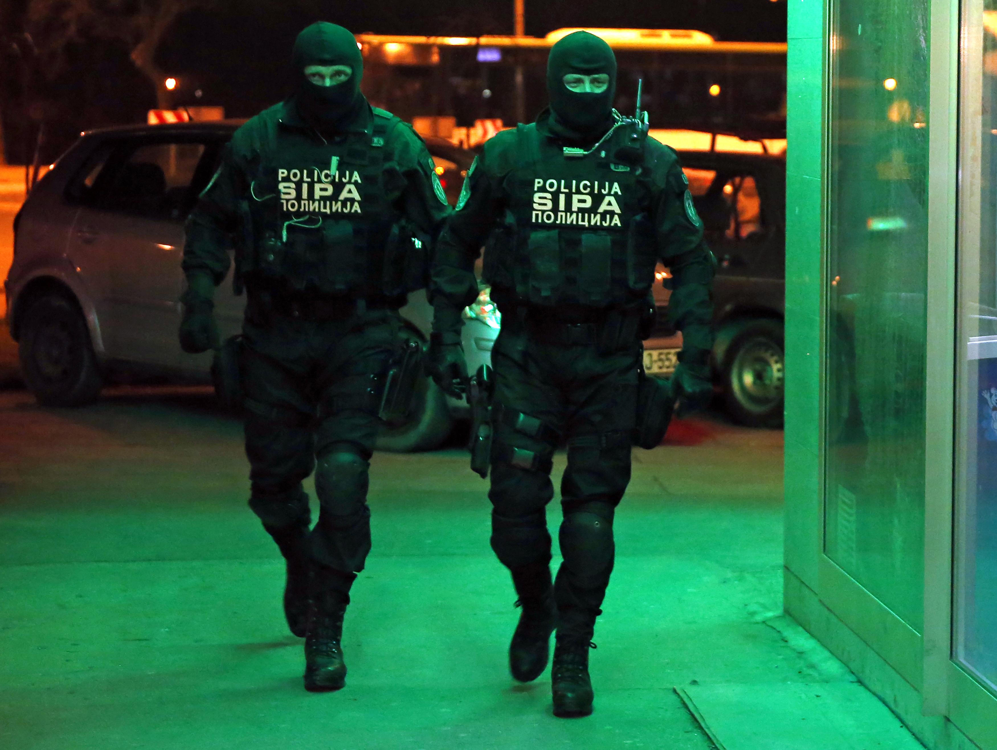 Bosna policija specijalci