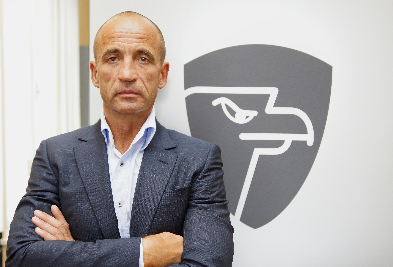 Zlatko Marić, vlasnik tvrtke Sokol Marić