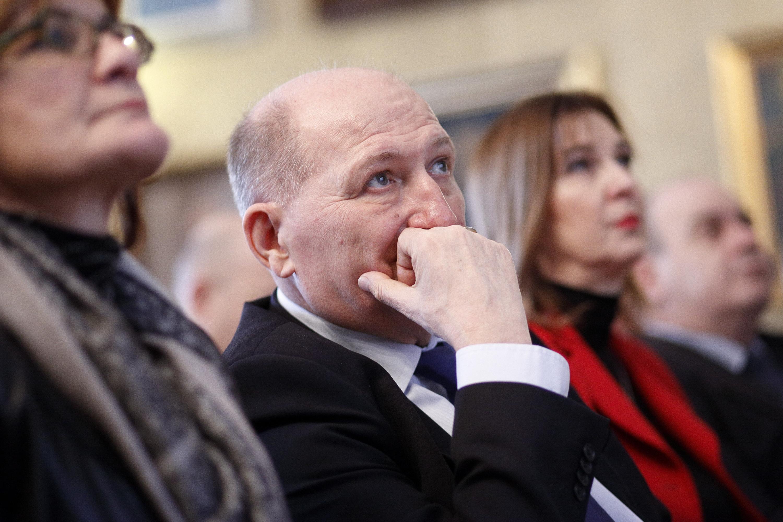 Miroslav Šeparović, predsjednik Ustavnog suda RH