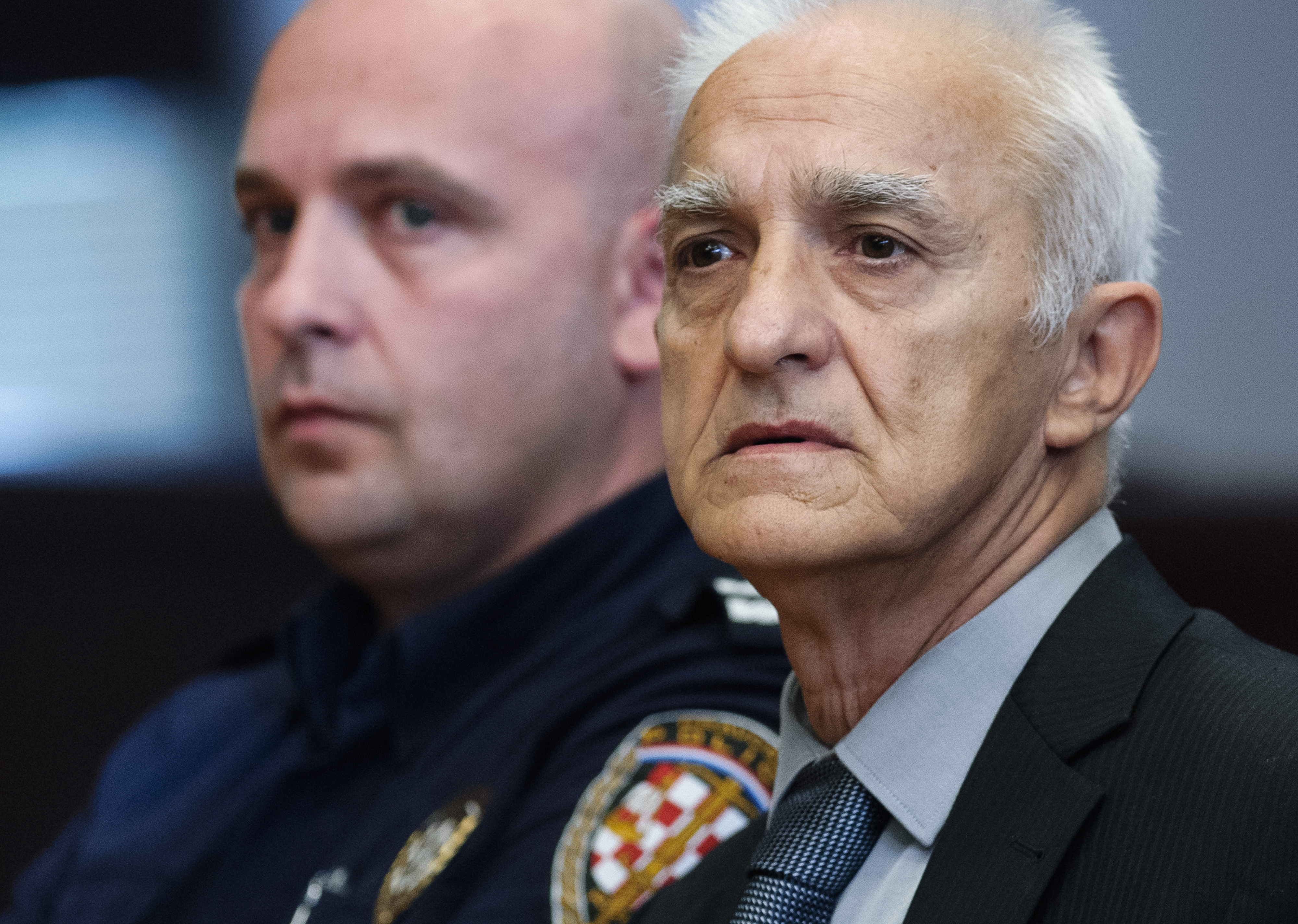 'Kapetan' Dragan Vasiljković na suđenju